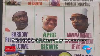 Download Adama Barrow wins Ghana poll by 50,000 votes Video