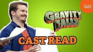 Download Gravity Falls Cast Reenacts the First Episode Video
