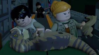 Download LEGO Jurassic World Walkthrough Part 7: InGen Arrival (The Lost World) Video