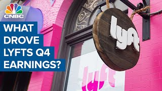 Download What drove Lyft's latest quarterly results Video