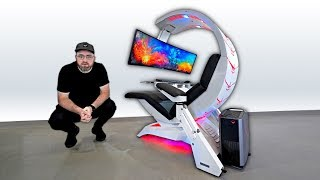 Download The Most Insane Workstation + Gaming Setup Video