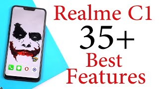 Download Realme C1 35+ Best Features Video
