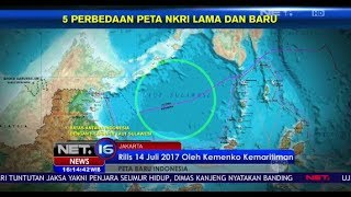 Download Peta Baru Indonesia - NET16 Video