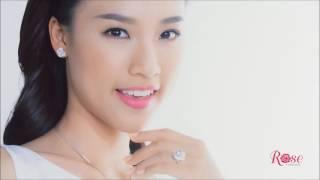 Download Vẻ đẹp trang sức PNJ trên nền đá Swarovski Cubiz Zirconia Video
