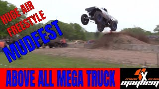 Download ABOVE ALL MEGA TRUCK Freestyle Mudfest 2017 Show Opener Video