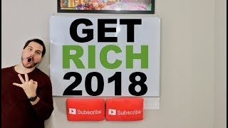Download How To Get Rich in 2018 (3 Ways) Video