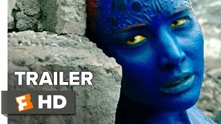 Download X-Men: Apocalypse Official Trailer #2 (2016) - Jennifer Lawrence, Oscar Isaac Movie HD Video
