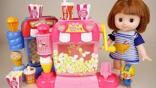 Download Baby Doll Pop corn maker toy Pororo and PlayDoh Video