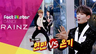 Download RAINZ Dance Battle BTS EXO REDVELVET CHUNGHA TAEMIN - 팩트iN스타 Video