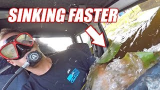 Download Driving Underwater EP.2 - New Strategy Did Not Pan Out... Video