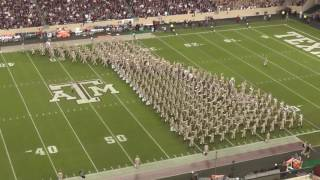 Download Fightin' Texas Aggie Halftime Performance - Ole Miss Game at Kyle Field - Nov 12, 2016 Video