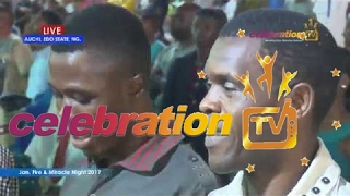 Download Jan. Fire and Miracle Night 2017 with Apostle Johnson Suleman Video
