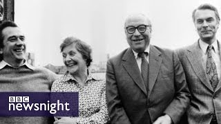 Download Gang of Four: Could the Labour Party split again? - BBC Newsnight Video