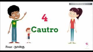 Download Learn Spanish in Tamil - Part 03 - தமிழ் மூலம் ஸ்பானிஷ் பாட நெறி Video