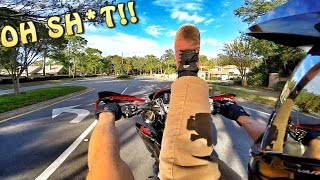 Download LEARNED A NEW SUPERMOTO TRICK!! Video