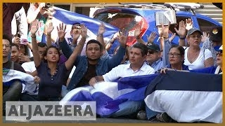 Download 🇳🇮 Nicaragua protests: One year anniversary march halted   Al Jazeera English Video