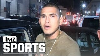 Download UFC's Anthony Pettis Calls Out Conor McGregor | UFC | TMZ Sports Video