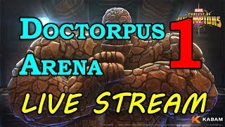Download Doctorpus - Round 2 - Part 1 (Back from Tennessee) | Marvel Contest of Champions Live Stream Video