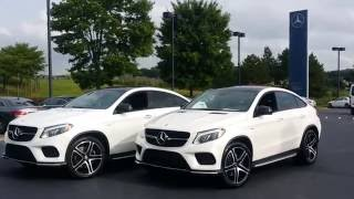 Download 2017 GLE43 AMG Coupe - Differences From GLE450 Coupe Video