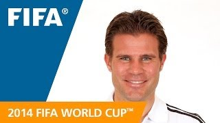 Download Referees at the 2014 FIFA World Cup™: FELIX BRYCH Video