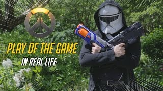Download OVERWATCH | ″PLAY OF THE GAME″ IN REAL LIFE Video