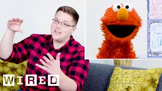 Download Sesame Street Puppeteers Explain How They Control Their Puppets | WIRED Video