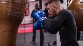 Download Conor McGregor Working the Bag in Cali #TheMacLife Video