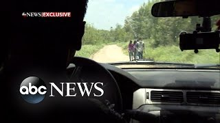 Download Chasing alleged human smugglers on the South Texas border Video