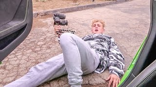 Download SCARING Jake Paul In My Lamborghini!!! Video