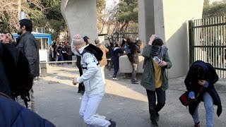 Download Iran demonstrations are 'going to fail' – fmr Pentagon official Video