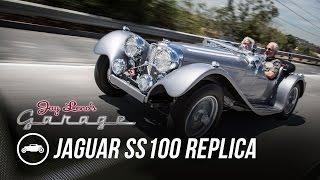 Download 1937 Jaguar SS100 Replica - Jay Leno's Garage Video