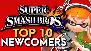 Download Top 10 Newcomers for Super Smash Bros. Nintendo Switch Video