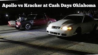 Download Da Kracker vs Apollo Turbo Cobra at Cash Days Oklahoma Video