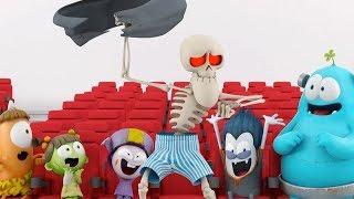 Download Funny Animated Cartoon | Spookiz | Moonwalk | 스푸키즈 | Kids Cartoons | Videos for Kids Video