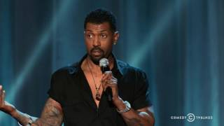 Download Stand-up Deon Cole (перевод GoldFunky) Video