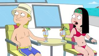Download American Dad - Rodger & Mia chasing Hayley & Jeff for 50 grand. Video