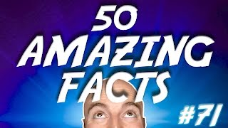 Download 50 AMAZING Facts to Blow Your Mind! #71 Video