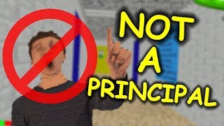 Download Principal of the thing is NOT A PRINCIPAL - Baldi's Basics Video