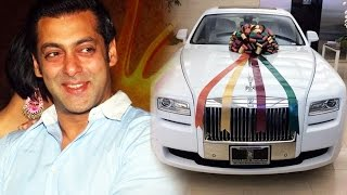 Download Salman Khan's BIGGEST GIFTS To His Friends Video