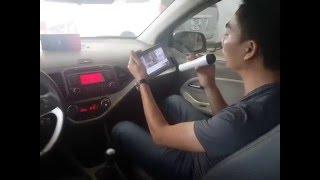 Download Test & Hướng dẫn sử dụng mic hát Karaoke trên ô tô Video