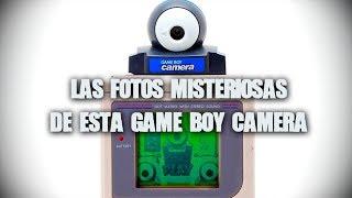 Download Las fotos misteriosas de esta Game Boy Camera Video