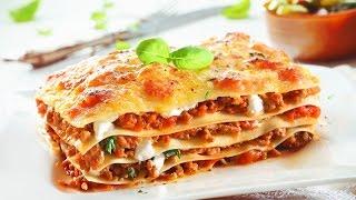 Download How To Make Vegetarian Lasagna Video