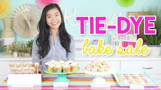 Download How to Make THREE Tie-Dye Recipes: Cookies, Pops, and Cupcakes! Video
