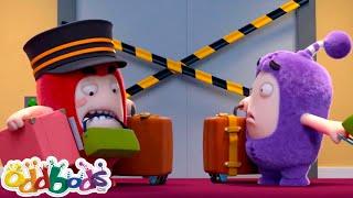 Download Oddbods - HOTEL HASSLE | Oddbods Full Episodes | Funny Cartoons | Oddbods & Friends Video