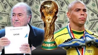 Download Top 5 World Cup Conspiracies   Qatar 2022, Ronaldo & Brazil 2014 Video