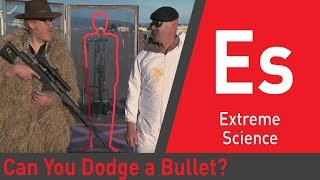 Download Can You Dodge a Bullet? - Mythbusters Video
