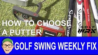 Download How To Choose A Putter GSWF Video