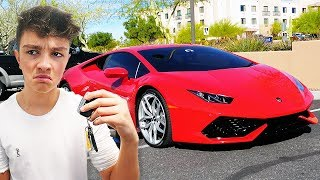 Download thx mom, but i wanted a Blue Lamborghini.. Video