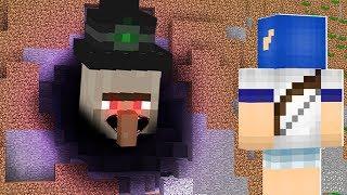 Download BRUXA ASSUSTADORA ME ATACOU!!! (MINECRAFT) Video