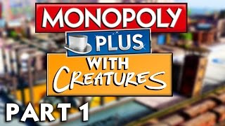 Download GO TO JAIL! - Monopoly Plus w/ The Creatures Pt1 Video